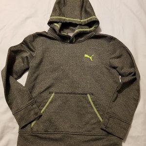 Boy's  Puma hoodie